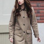 Dakota Johnson Fifty Shades Darker Set Pictures Popsugar Entertainment