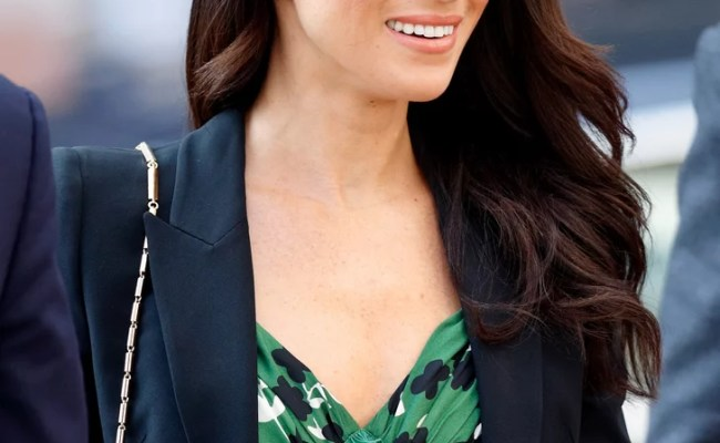 How Did Meghan Markle Work Out Before Her Wedding