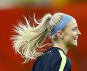 women's soccer world cup hair styles