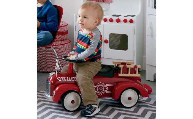 For 2 Year Olds Ride On Firetruck Best Toys For Kids Of
