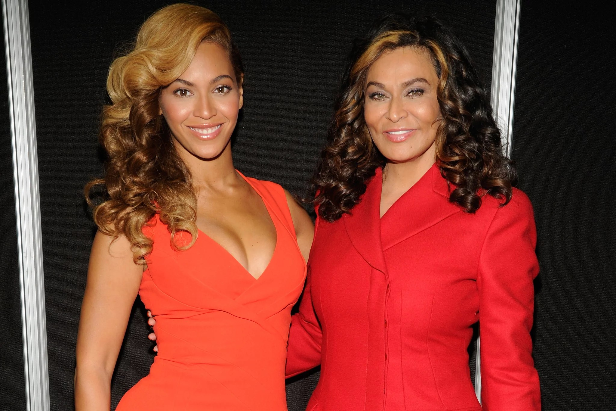 tina knowles talking about beyonce s