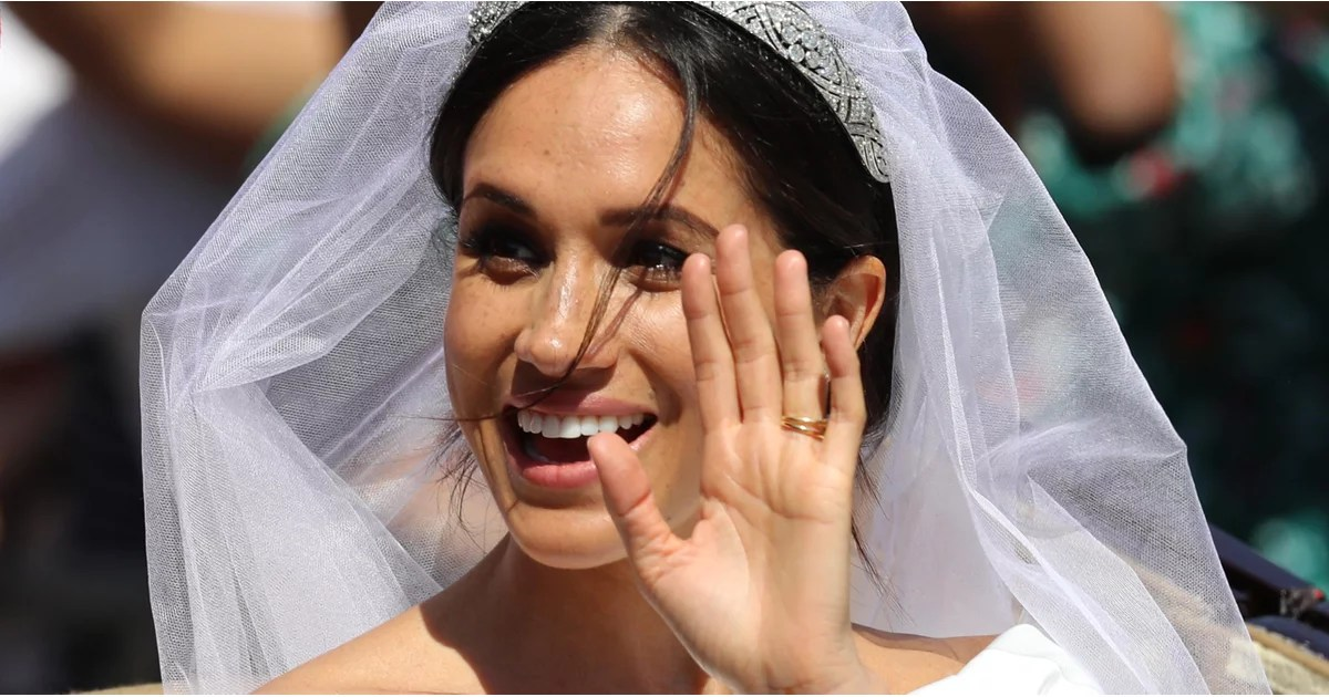 We Know Meghan Markle Was a Beautiful Bride, but We're Still in Awe of Her Wedding Day Glow