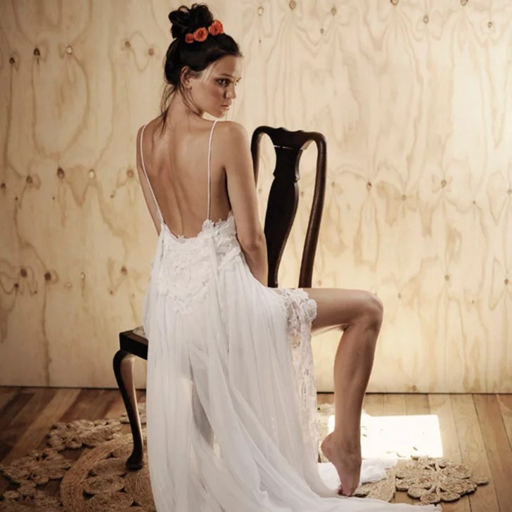Australian Bohemian Wedding Dress Designers ✓ Labzada Blouse