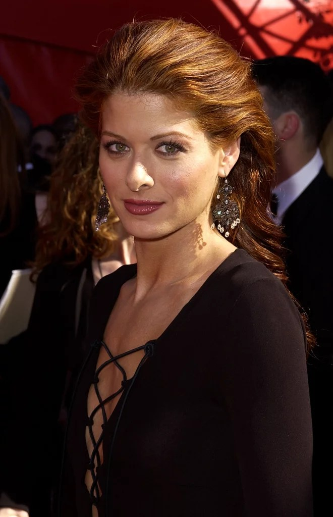 Debra Messing 2002 The Best Hair And Makeup Looks From