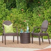Dorsey Wicker Chat Set Target Outdoor Furniture