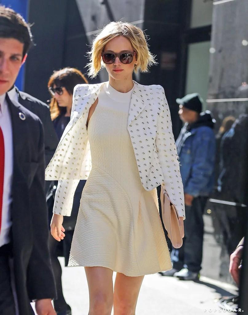 Martha Stewart Weddings Jennifer Lawrence