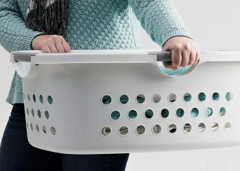 It May Sound Kind Of Loopy, but My Favorite Parenting Product Is My Laundry Basket