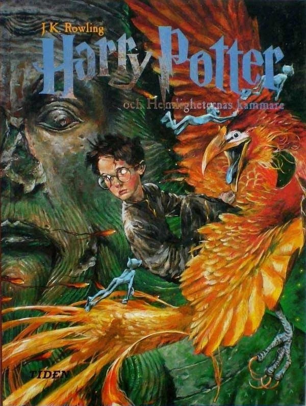 Harry Potter and the Chamber of Secrets Sweden See 100