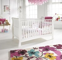 Pink and White Nursery | 35 Gorgeous Rooms to Inspire Your ...