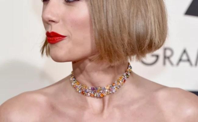 Taylor Swift Haircut Grammy Awards 2016 Popsugar Beauty