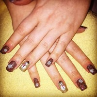 50 Christmas Nail Art Ideas For Festive Fingertips ...