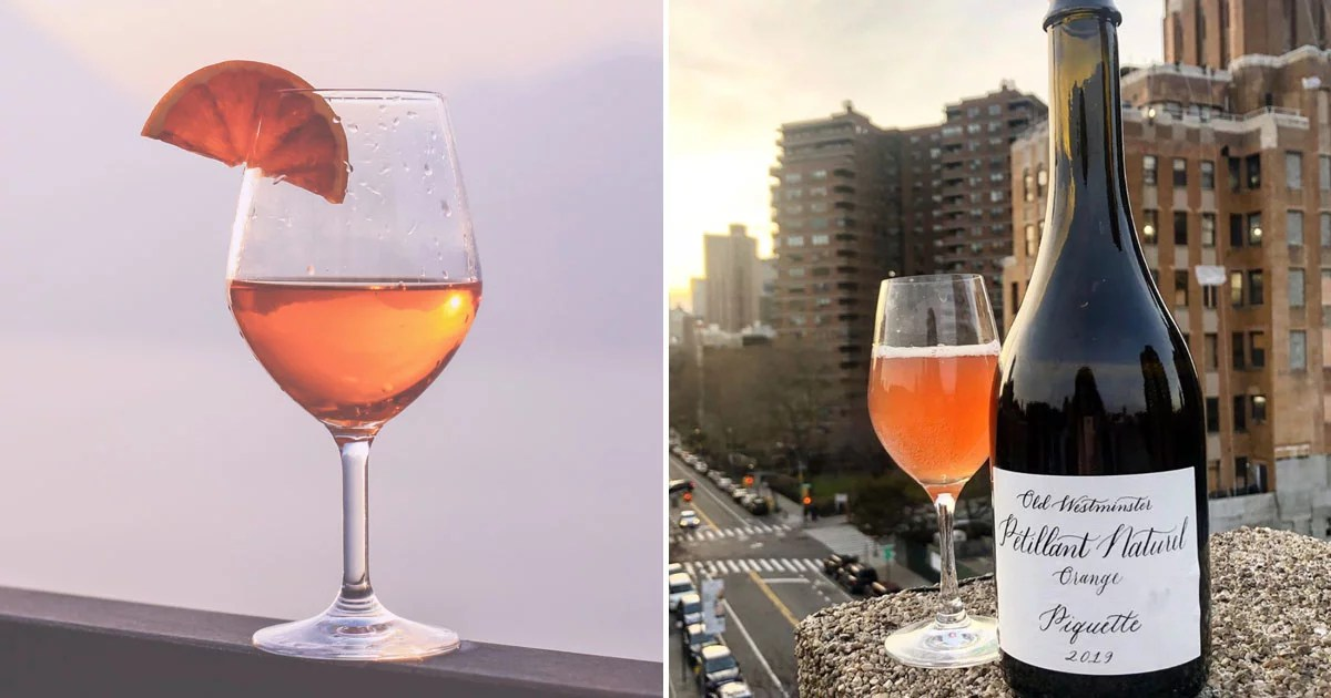 Curious About Orange Wine? Here's Everything You Need to Know