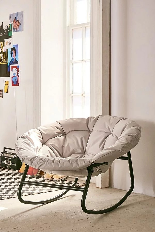 papa san chair swing for home basic rocking papasan fun decor from urban outfitters