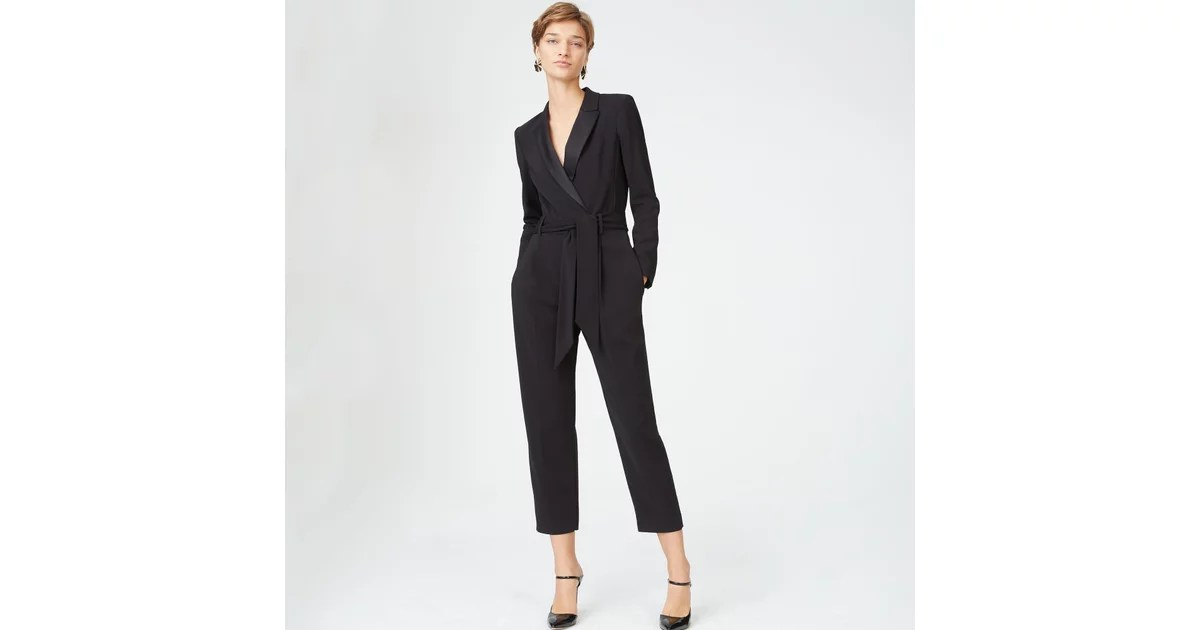 A Pantsuit We Could Easily Picture on Meghan   Cute Gifts For Royals Fans 2018   POPSUGAR Fashion Photo 17
