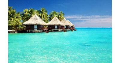 Bora Bora, French Polynesia | Top 10 Islands in the World ...