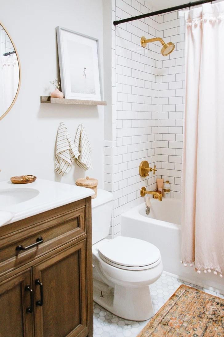 Home Depot Bathroom Renovation  POPSUGAR Home