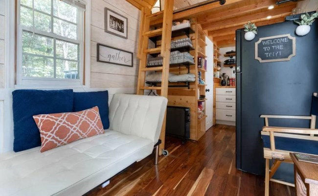 Chapel Hill Nc 25 Tiny Home Vacations On Airbnb That