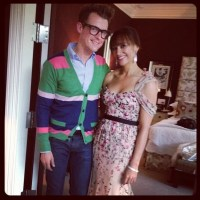 Brad Goreski helped Rashida Jones get ready. | Met Gala ...