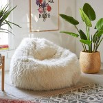 Furry Bean Bags At Urban Outfitters Popsugar Home