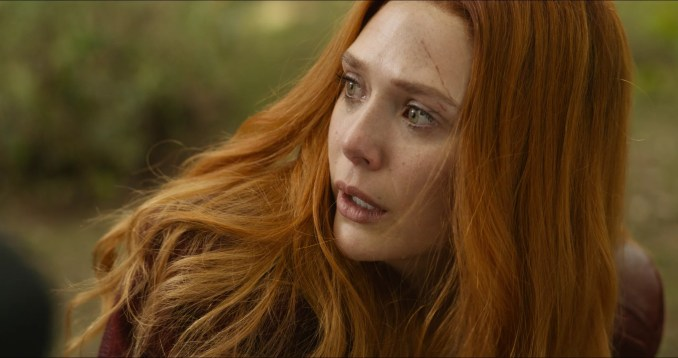 what are scarlet witch's powers? | popsugar entertainment
