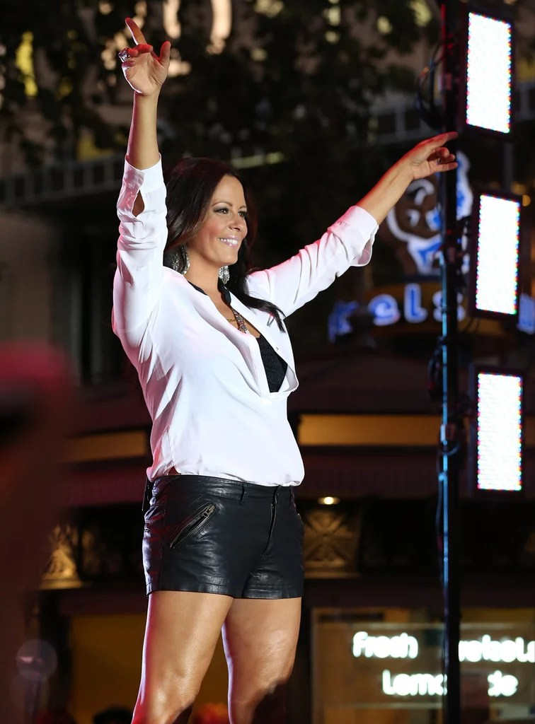 Sara Evans Country Star Diet And Fitness Quotes