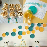 She's About to Pop Bubble-Themed Baby Shower | POPSUGAR Family