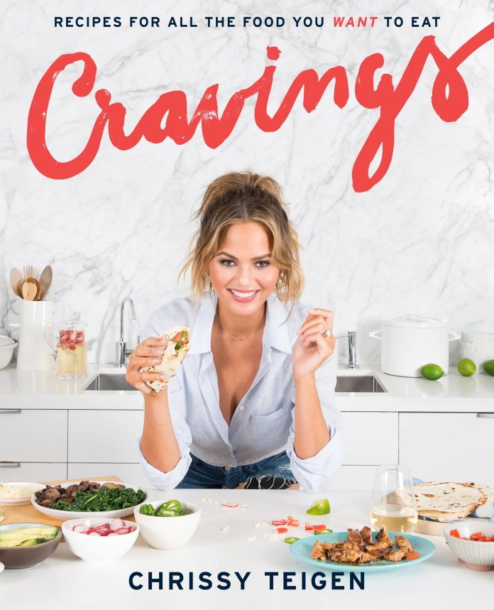 Make the Very Chicken Wings From That Famous Chrissy Teigen Swimsuit Shoot