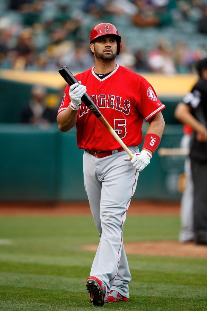Albert Pujols | The Hottest Latino Baseball Players | POPSUGAR ...