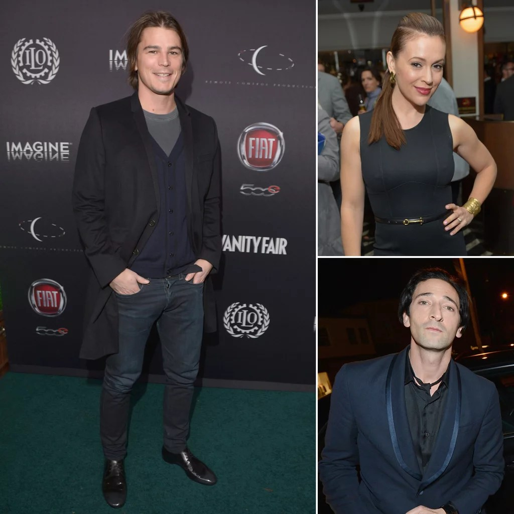 Vanity Fair And Fiat Pre Oscars Party Pictures