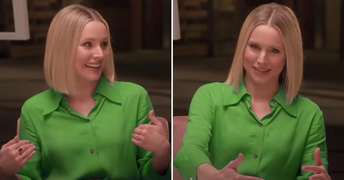 """Kristen Bell Gets Candid About Her 5-Year-Old Still Potty Training: """"Every Kid Is So Different"""""""
