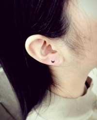 Earring Tattoos Ideas | POPSUGAR Beauty