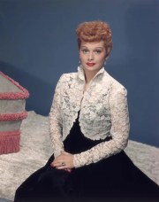 lucille ball 1950s hairstyles