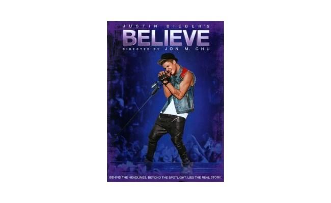 Concert Dvd Best Holiday Gifts For Justin Bieber Fans