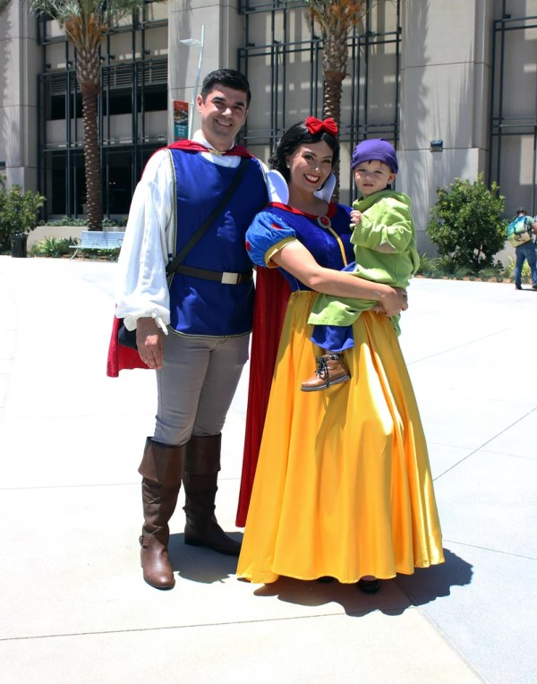 Prince Charming Snow White And Dopey Disney Costumes