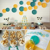 She's About to Pop Bubble-Themed Baby Shower | Best Baby ...