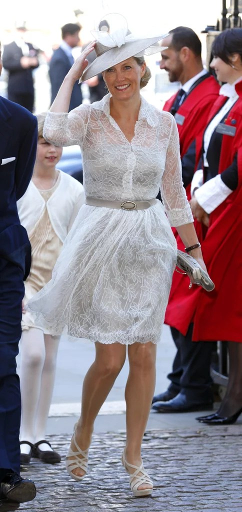 Sophie Countess of Wessex  Best Dressed British Royals