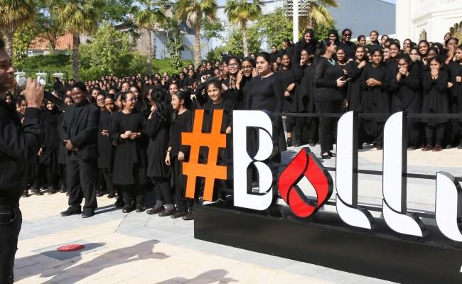 Bollywood Legend Ar Rahman Surprises Dubai Schoolgirls