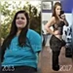 100-Pound Weight-Loss Transformation