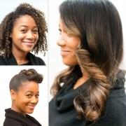 formal hairstyles natural