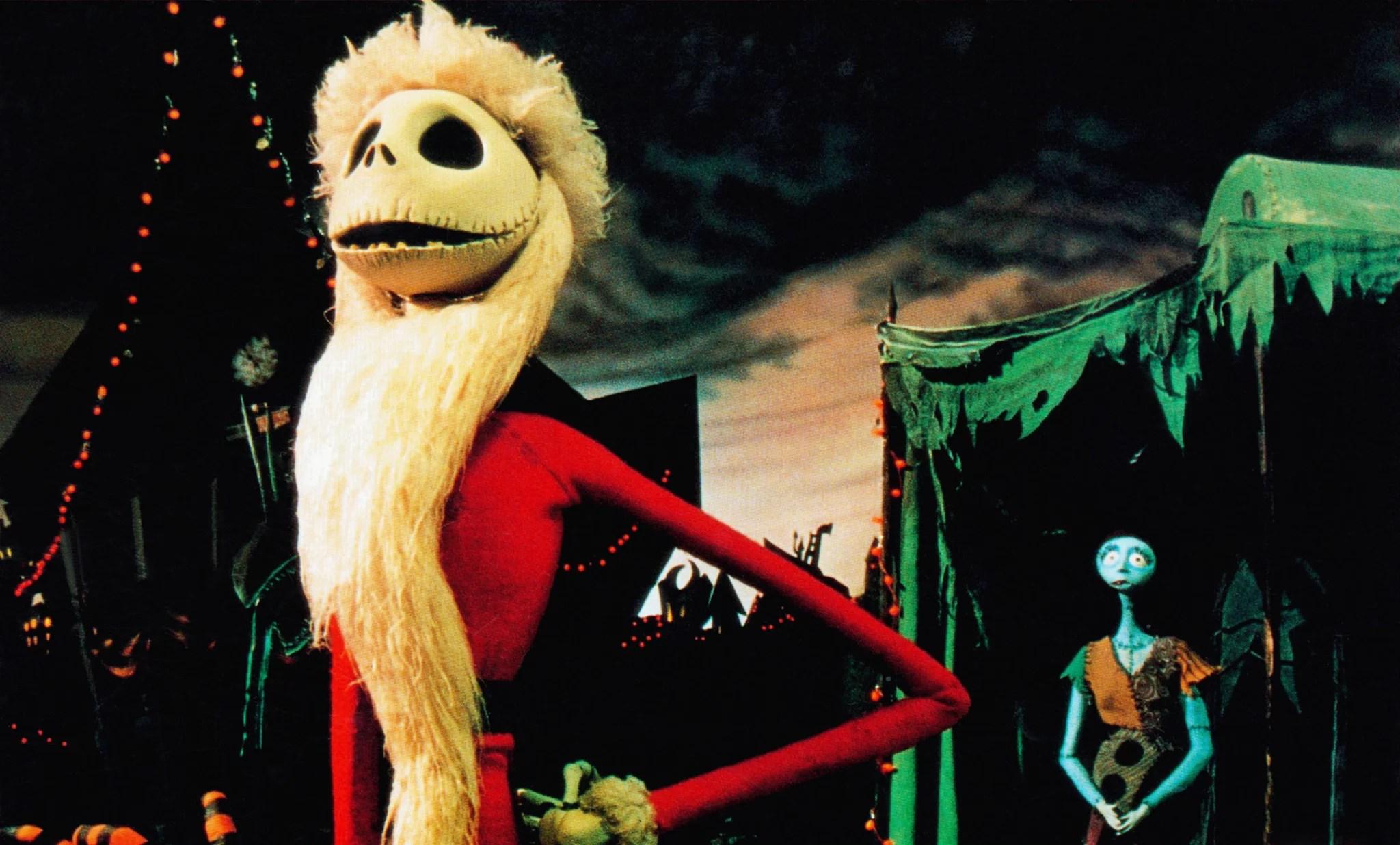 Is Nightmare Before Christmas a Halloween or Christmas