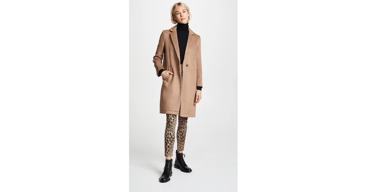 Cupcakes And Cashmere Fayola Coat