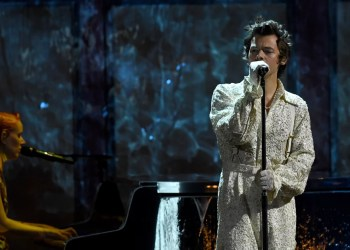 Harry Styles's BRIT Awards Performance Just Reminded Us Why We're So Obsessed With Him