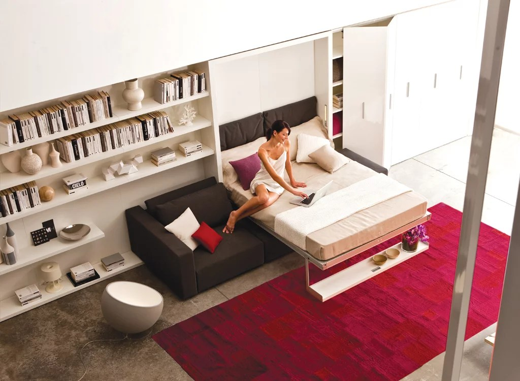 DIY Murphy Bed POPSUGAR Home