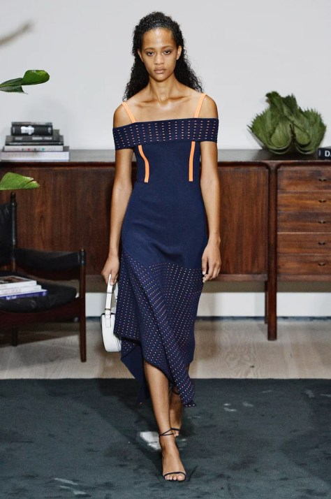 Jason Wu's Spring 2017 collection debuted on Sept. 9 at New York Fashion Week.