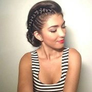 wear cornrows popsugar