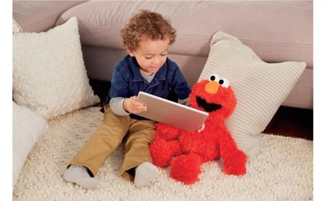 Playskool Sesame Street Love2learn Elmo Gift Guide For 1