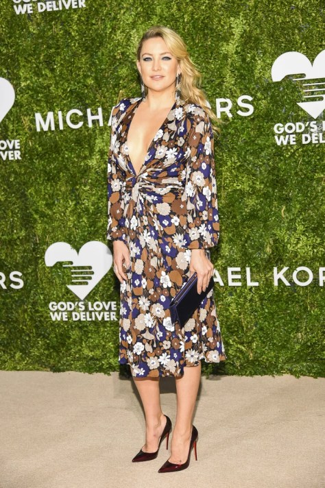 Kate Hudson Wearing Michael Kors Collection