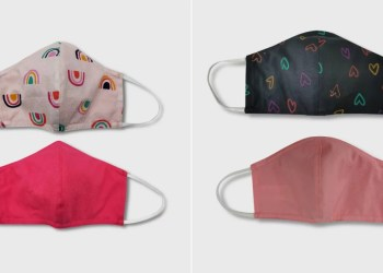 You Can Buy $4 Cloth Face Masks For Kids at Target