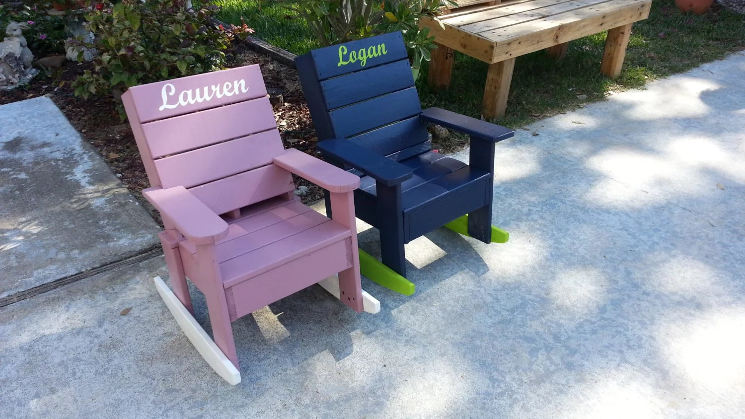 personalized camping chairs herman miller aeron chair seattle outdoor rocking 43 adorable handmade