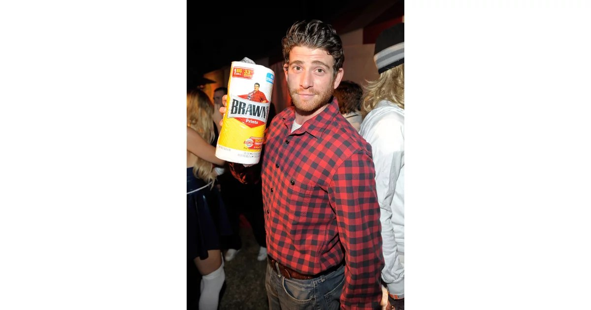 The Brawny Man Pop Culture Costume Ideas From